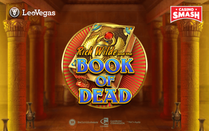 book of dead play