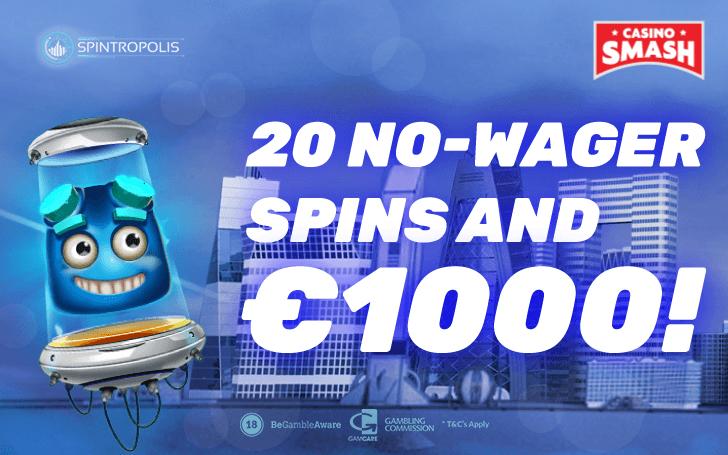Spintropolis new bonuss