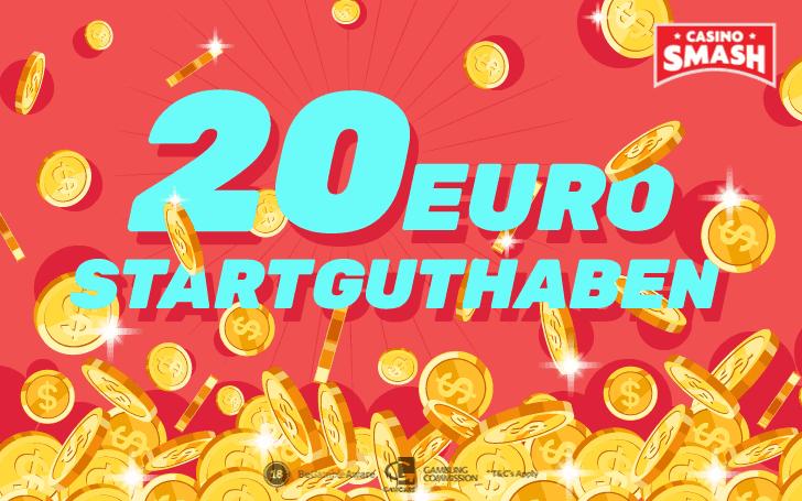 Online Casino Mit 20 Euro Startguthaben
