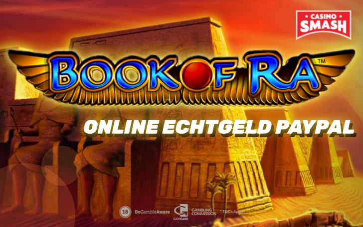 Online Casino Book Of Ra Echtgeld Paypal