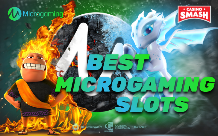 Top 12 Best Microgaming Slots Of All Time