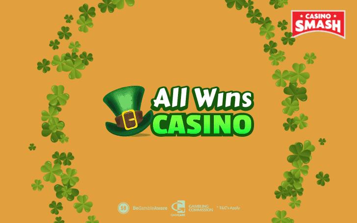 all wins casino welcome bonus