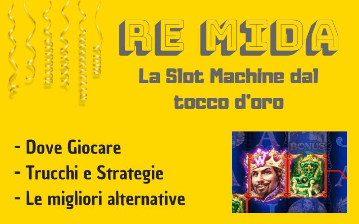 Slot Machine Re Mida