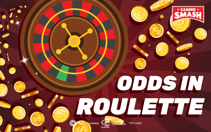 odds in roulette