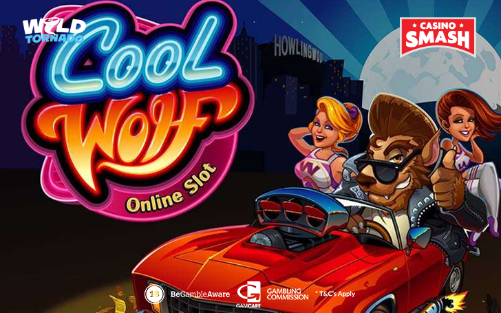 Cool Wolf Video Slot Play And Win Real Money