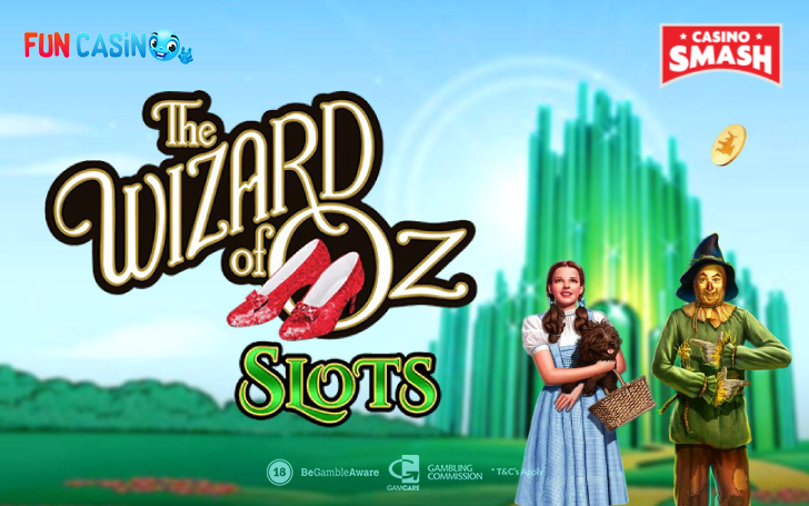 Free Wizard Of Oz Slots No Download