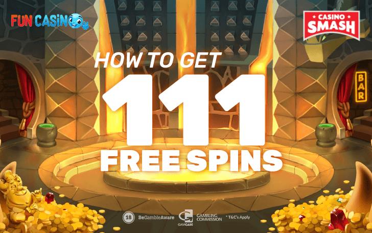 FunCasino 111 free spins