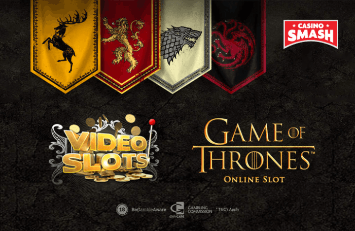 Game of Thrones ™ Slot Machine ᐈ Play FREE GoT Slots Online
