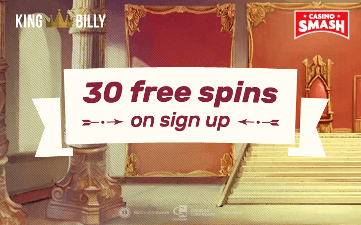 king billy 30 free spins