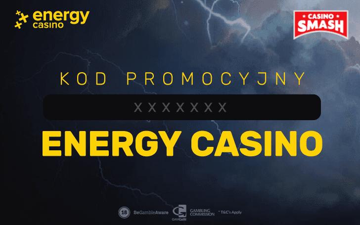 kod promocyjny energycasino