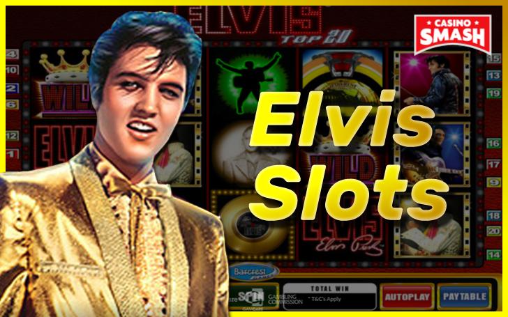 Elvis Free Slots