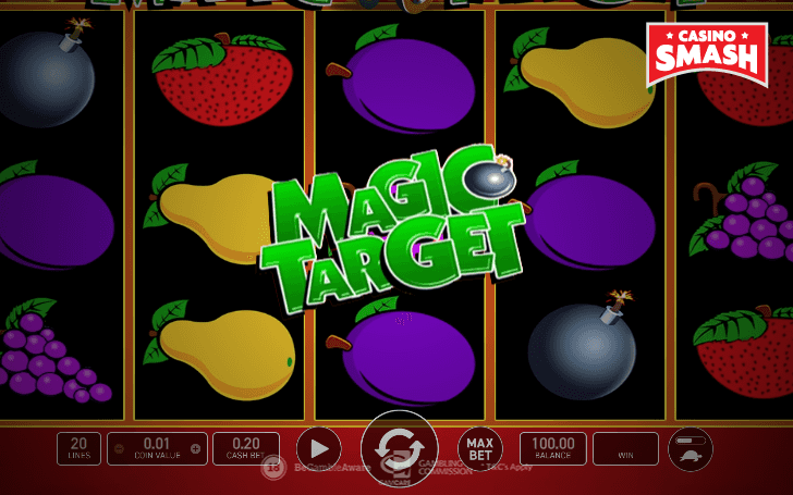 Magic Target Slot