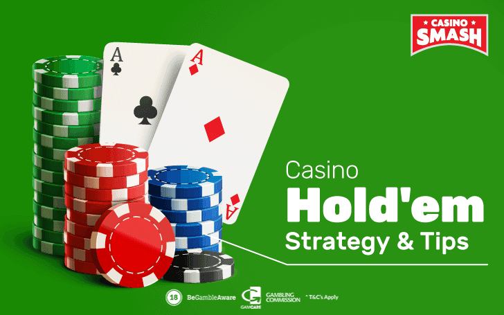 Casino holdem betting strategy