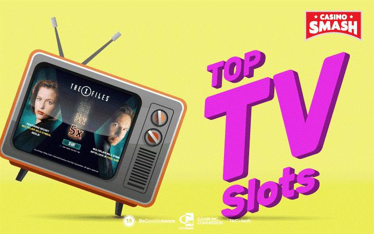 Top 10 TV Slots Games