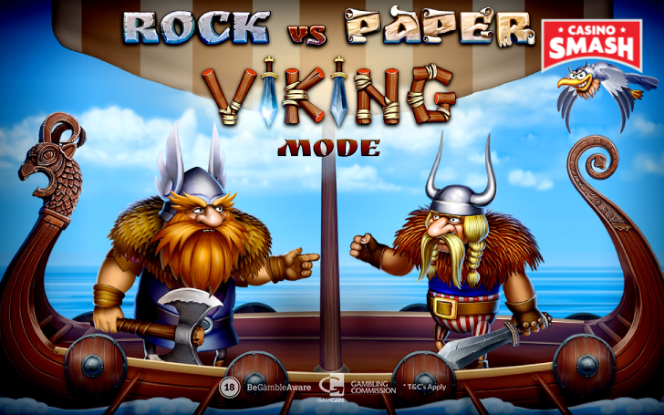 Rock Vs Paper Viking Mode