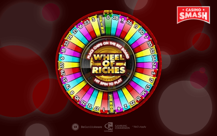 Wheel of Riches Game Review