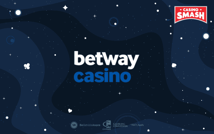Betway Casino Prize Draw