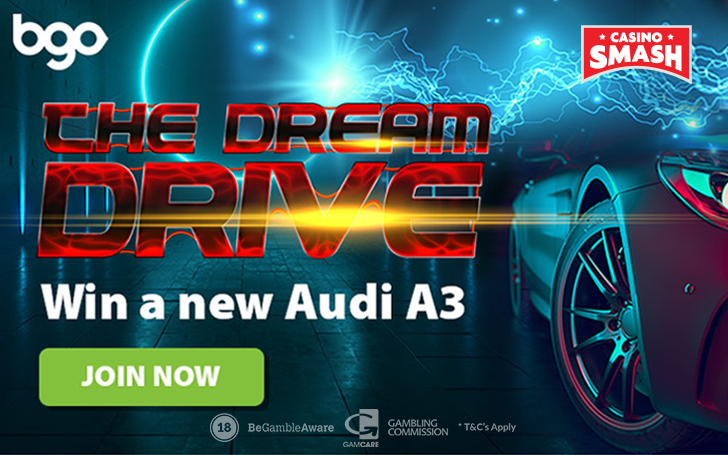 Drive the Dream BGO