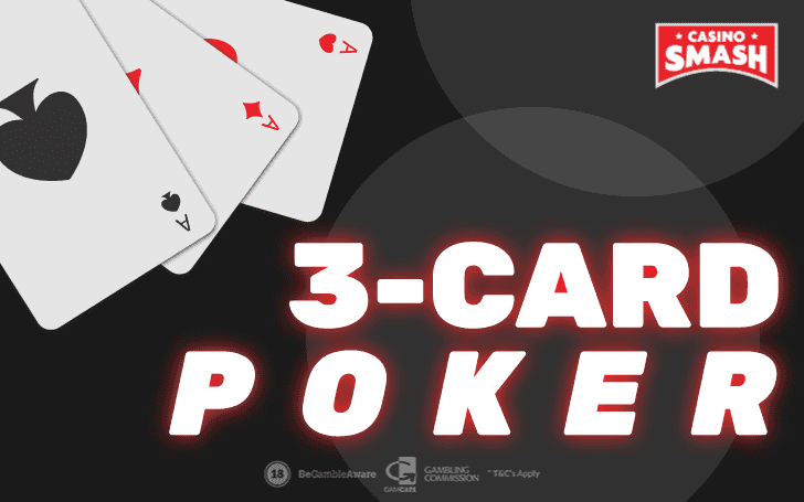how to play 3-Card poker at a Casino