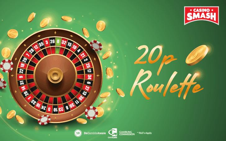 Spiele 20p Roulette - Video Slots Online