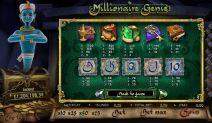Millionaire Genie Jackpot Win