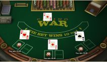winning casino war strategy