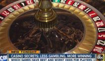 what casino games have the best and worst odds