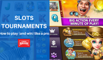 slots tournaments online