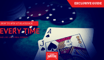how to win at blackjack every time