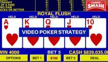 Jacks or Better – Video Poker Strategie