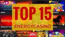 EnergyCasino Best games
