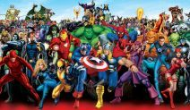 Comics-themed online slots