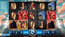 guns n roses video slots game