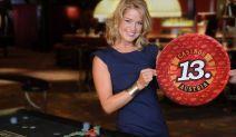 Freitag, der 13. Jänner - ein glücklicher Jahresbeginn in Österreichs Casinos