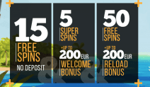 BREAKING: Energy Casino Offers New Welcome Bonuses!