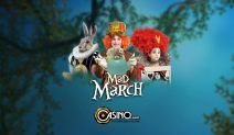 Don't Miss Mad March at this Online Casino!