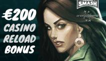 Boosten Sie Ihre Bankroll mit einem Reload Bonus bis zu €200