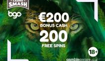 Exclusive April Bonus: €200 & 200 Free Spins!