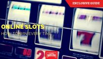 Online Slots Strategie
