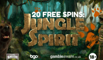 Last Call to Play Jungle Wild with No Deposit Free Spins!