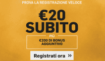 Befair bonus casinò in Italia