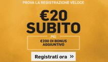 Befair bonus casinò in Italia