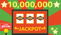 Win a 10 Million Coin Jackpot Just by Joining this Casino!