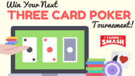 Three Card Poker Tournament Strategy Tips