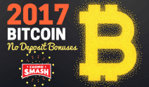 Top Bitcoin Casino No Deposit Bonuses of 2017