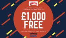 Betway Casino Coupon