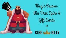King Billy Raffle