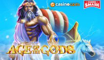 Activate 20 No Deposit FREE SPINS at Casino.com