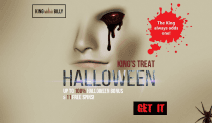 King Billy Halloween Promo