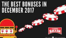 Casino Bonus December 2017